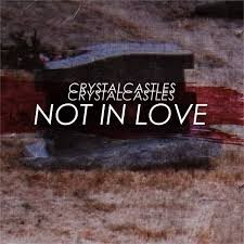 Crystal Castles feat. Robert Smith - Not in Love (Robert Smith mix)