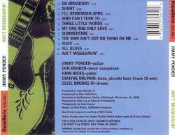 Jimmy Ponder - Summertime