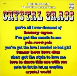 Crystal Grass - Heavy Eyes