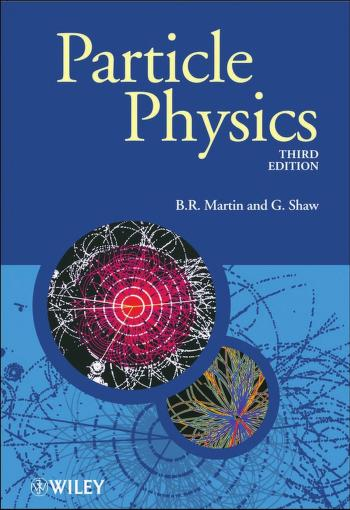 Particle physics by B. R. Martin
